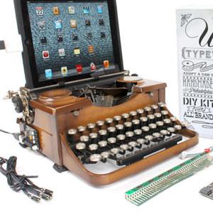maquina escribir usb
