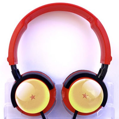 auriculares dragon ball