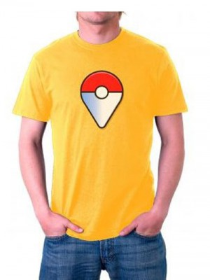 camiseta pokemon you are here