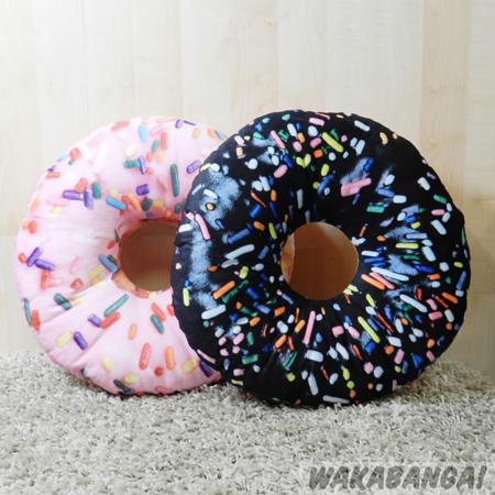 cojin donuts