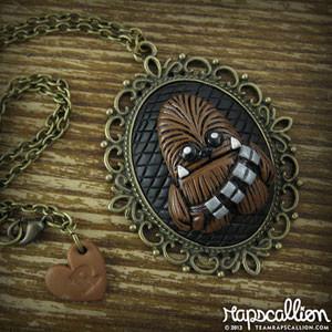 colgante Chewbacca star wars