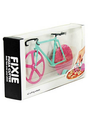 Cortador Pizza Bici Fixie