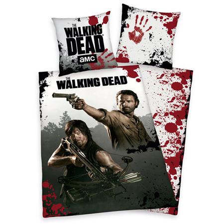 Funda nórdica Daryl y Rick