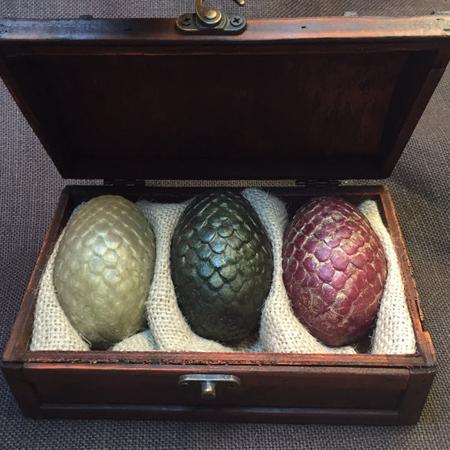 jabon huevo de dragon