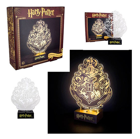 lampara harry potter