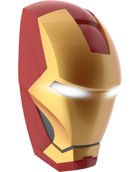lampara iron man