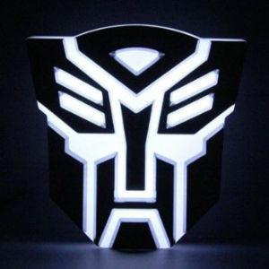 lampara transformers
