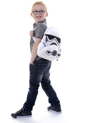 mochila star wars trooper head