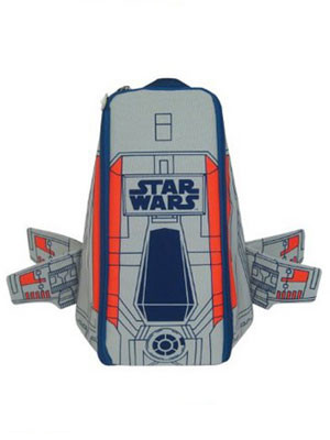 mochila X-Wing star wars