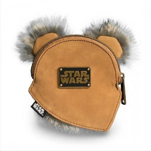 monedero ewok star wars