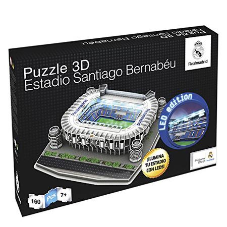 puzzle santiago bernabeu