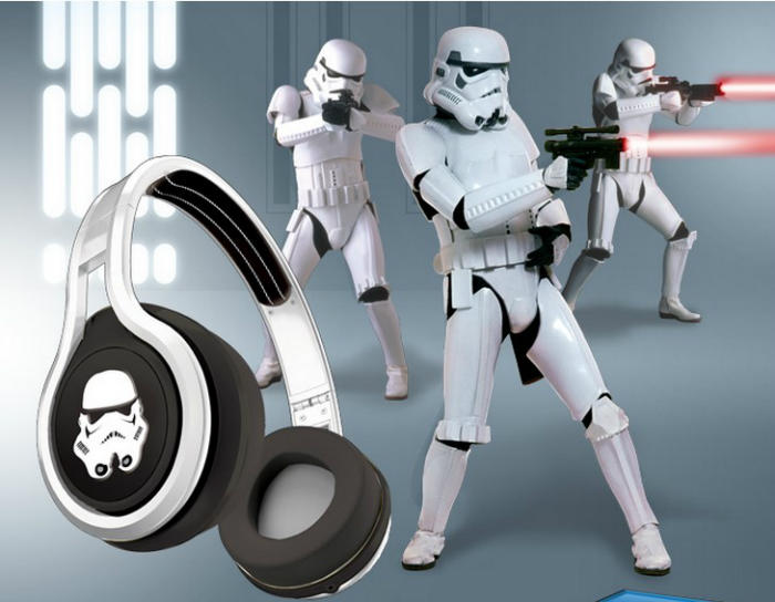 auriculares stormtroopers