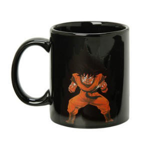 taza dragon ball gozu