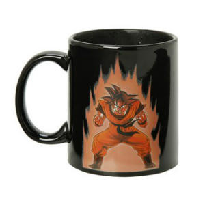 taza dragon ball gozu calor