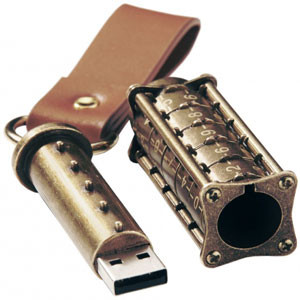 Cryptex pendrive