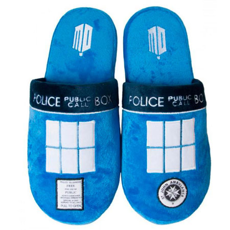 zapatillas doctor who