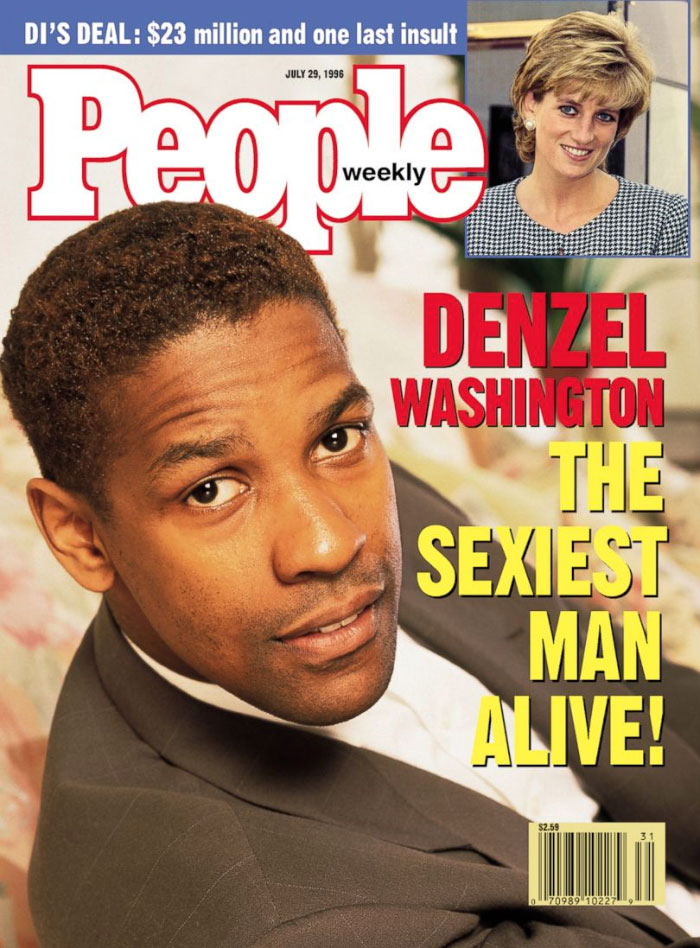 1996, Denzel Washington
