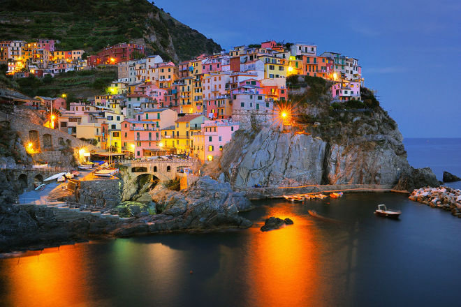 Manarola Italia