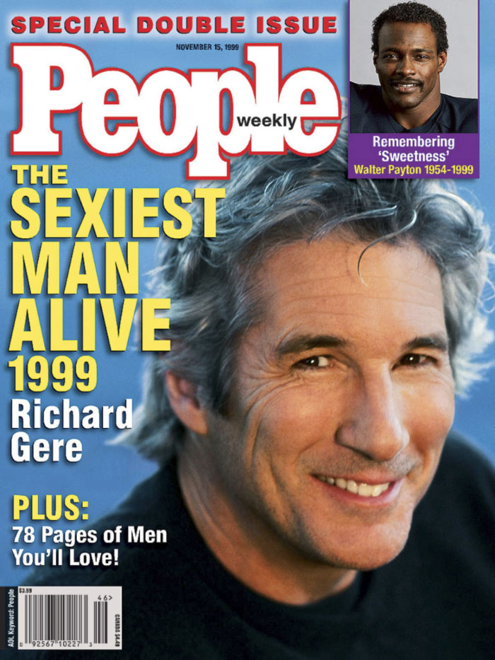 1999, Richard Gere
