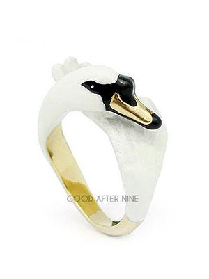 anillo cisne