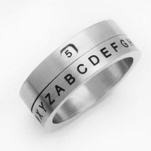 anillo decodificador