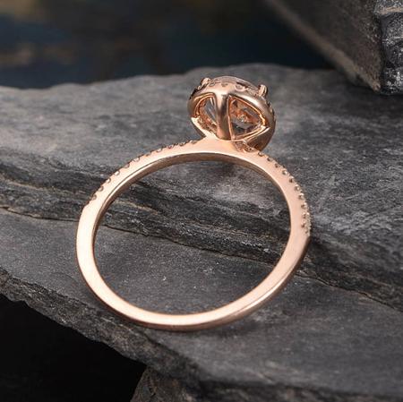 anillo morganita
