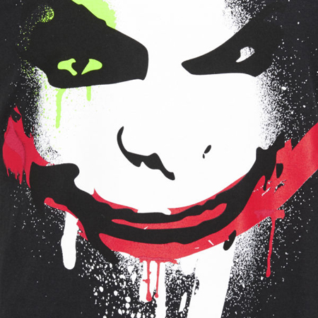 camiseta Men's Joker Big Face