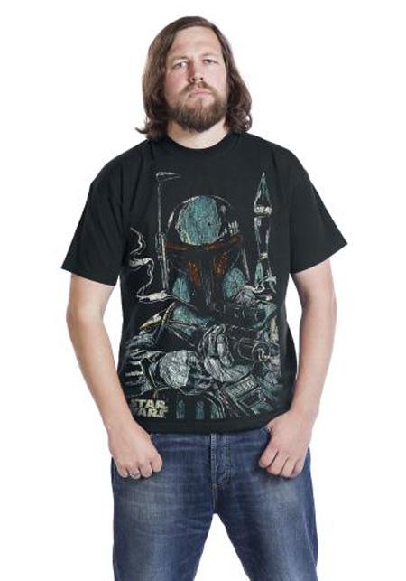 camiseta boba fet