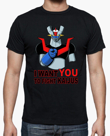 camiseta you fight