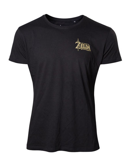camiseta legend zelda