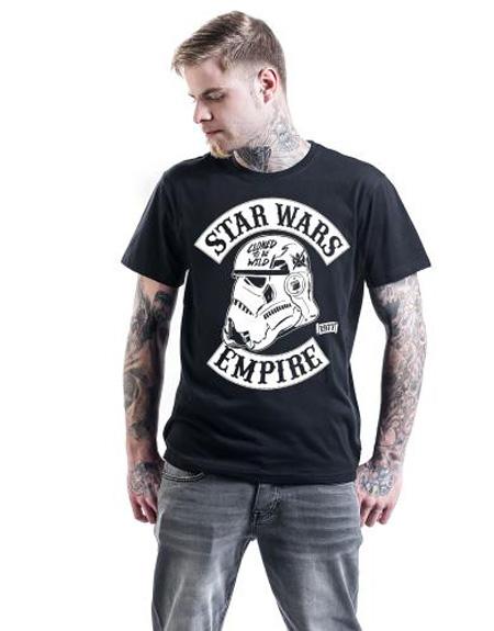 camiseta cloned to be wild