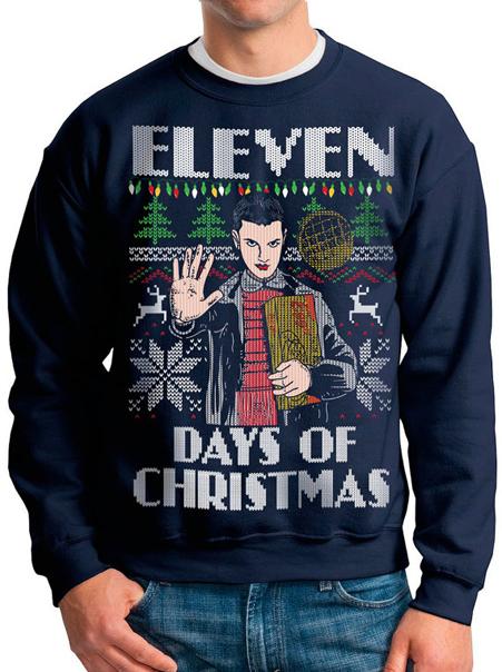 sweter navidades
