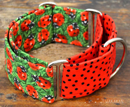 collar lady bug