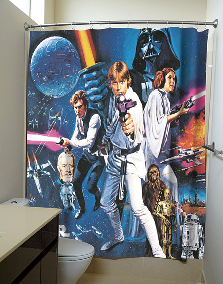cortinas sucha star wars
