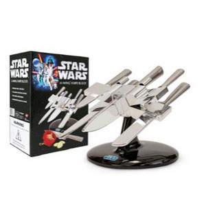 cubiertos Star Wars X-Wing
