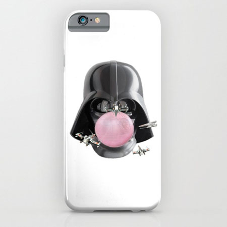 funda darth vader bubble gum