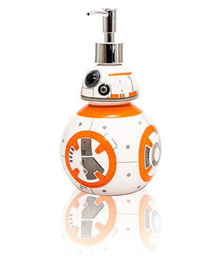 dispensador droide