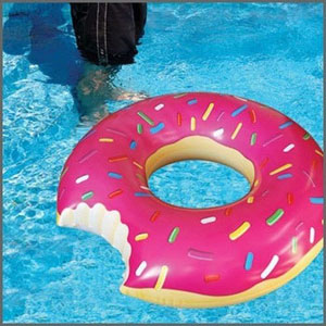 donuts inflable