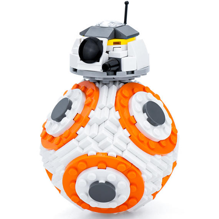 droide ladrillos bb8