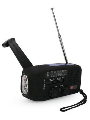 Eton Radio y cargador Sola