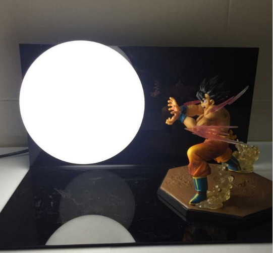 figuras dragon ball Goku Kaiouken