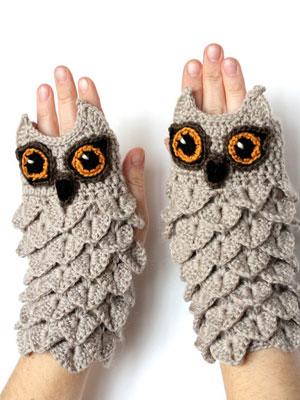 guantes buho