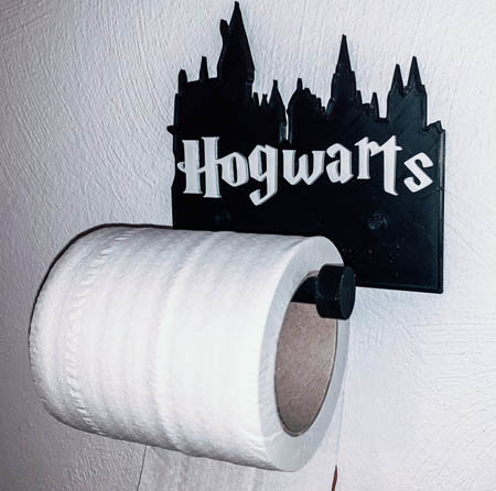 harry potter paper