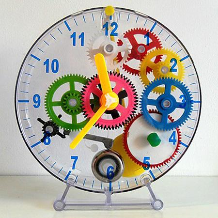 haz tu reloj