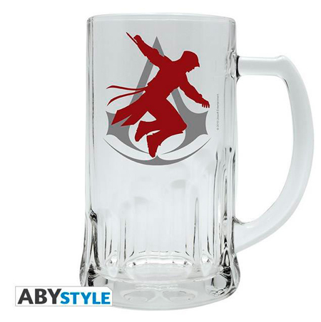 Jarra de cerveza Assassin's Creed