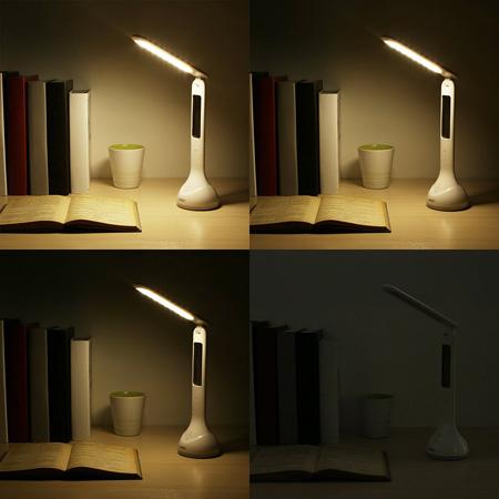 lampara nocturna plegable