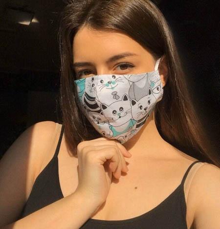 mask elegant