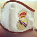 Mascarilla Real Madrid