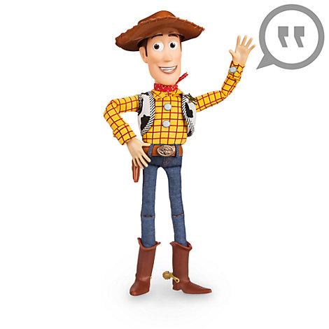 Muñeco parlanchín Woody