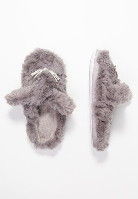 pantuflas fluffy